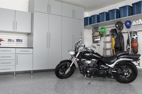 cabinet-with-motorcycle